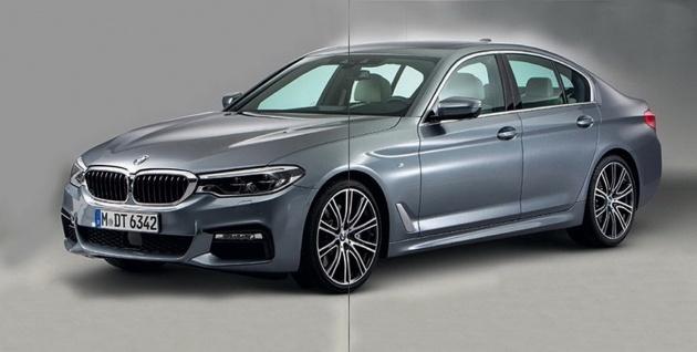 BMW 5 Series VII (G30/G31) 2016 - now Station wagon 5 door #4