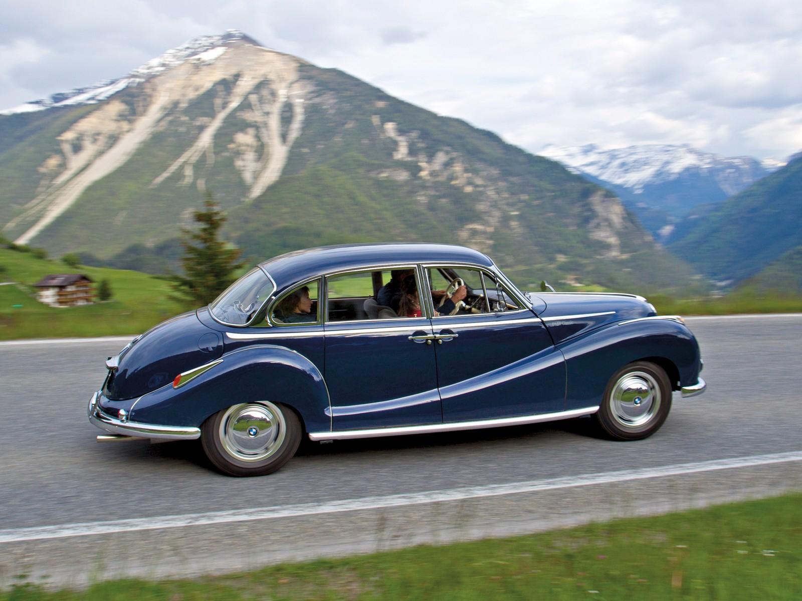 BMW 501 1952 - 1958 Sedan #2