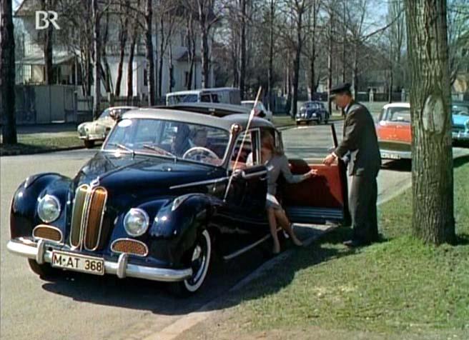 BMW 501 1952 - 1958 Sedan #1