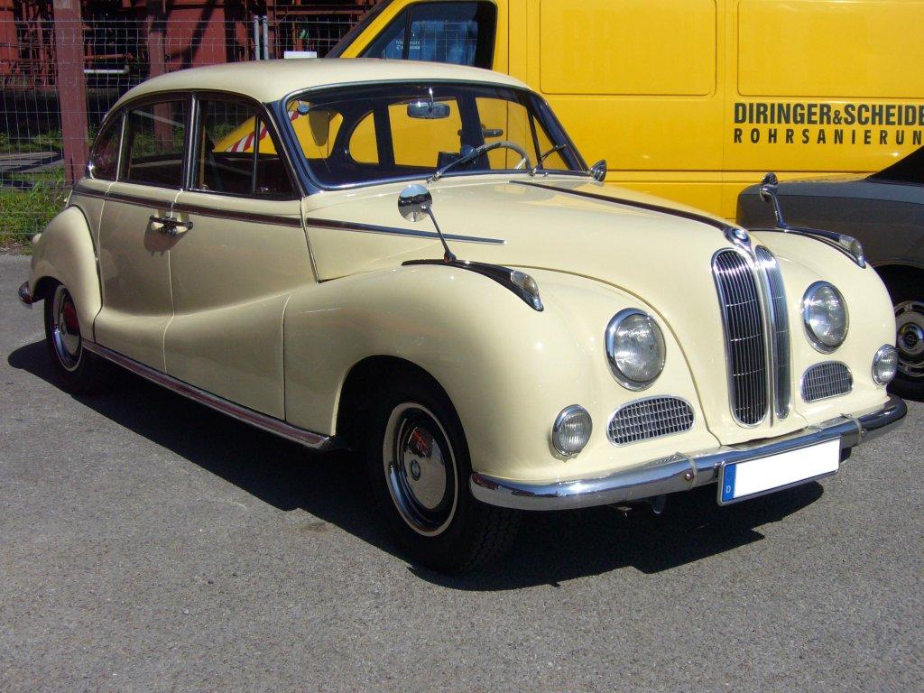 BMW 502 1954 - 1961 Sedan #5
