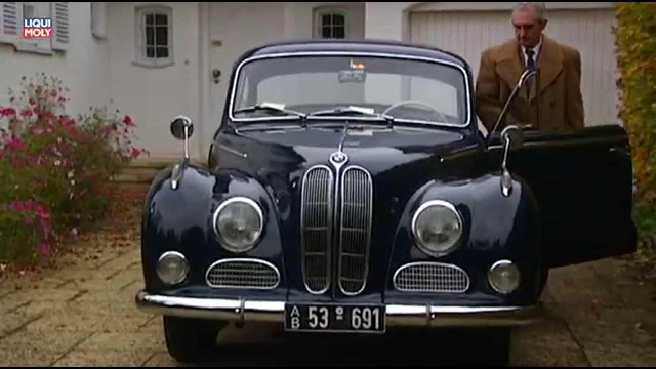 BMW 502 1954 - 1961 Sedan #8