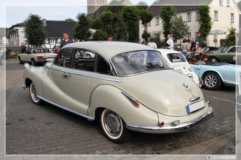 BMW 502 1954 - 1961 Sedan #2