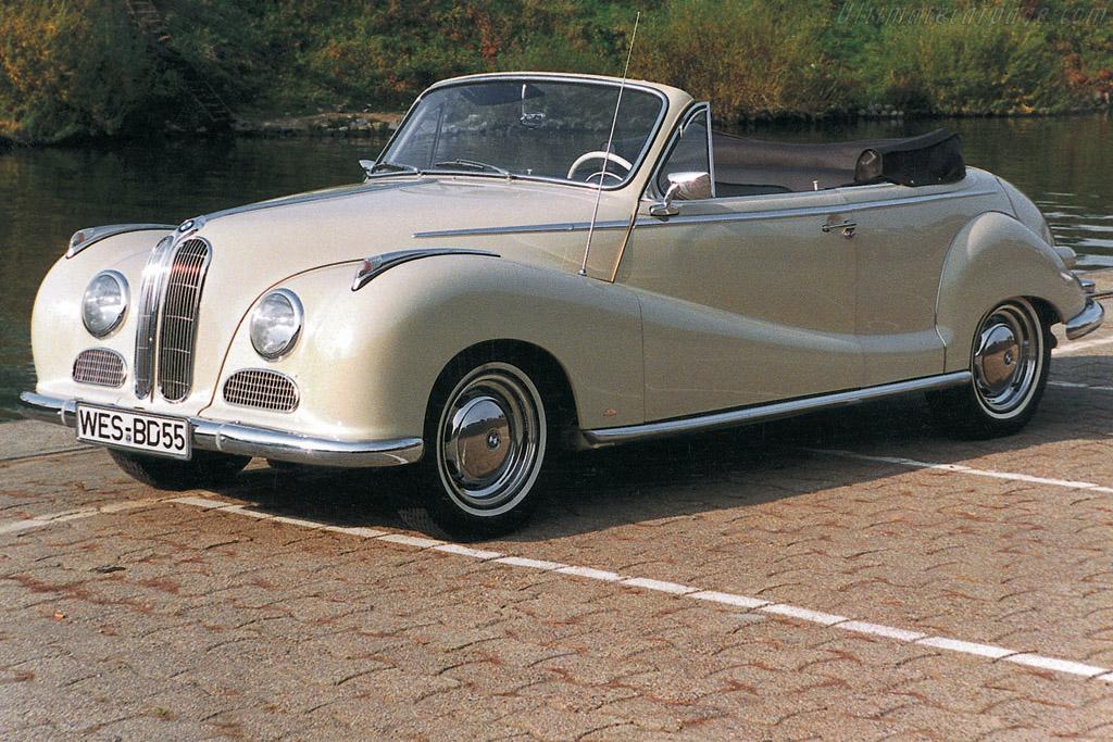 BMW 502 1954 - 1961 Sedan #6