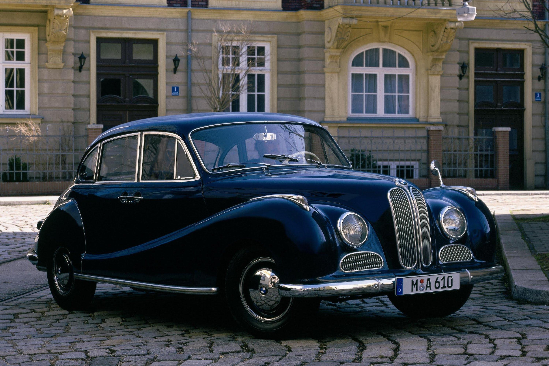 BMW 502 1954 - 1961 Sedan #7