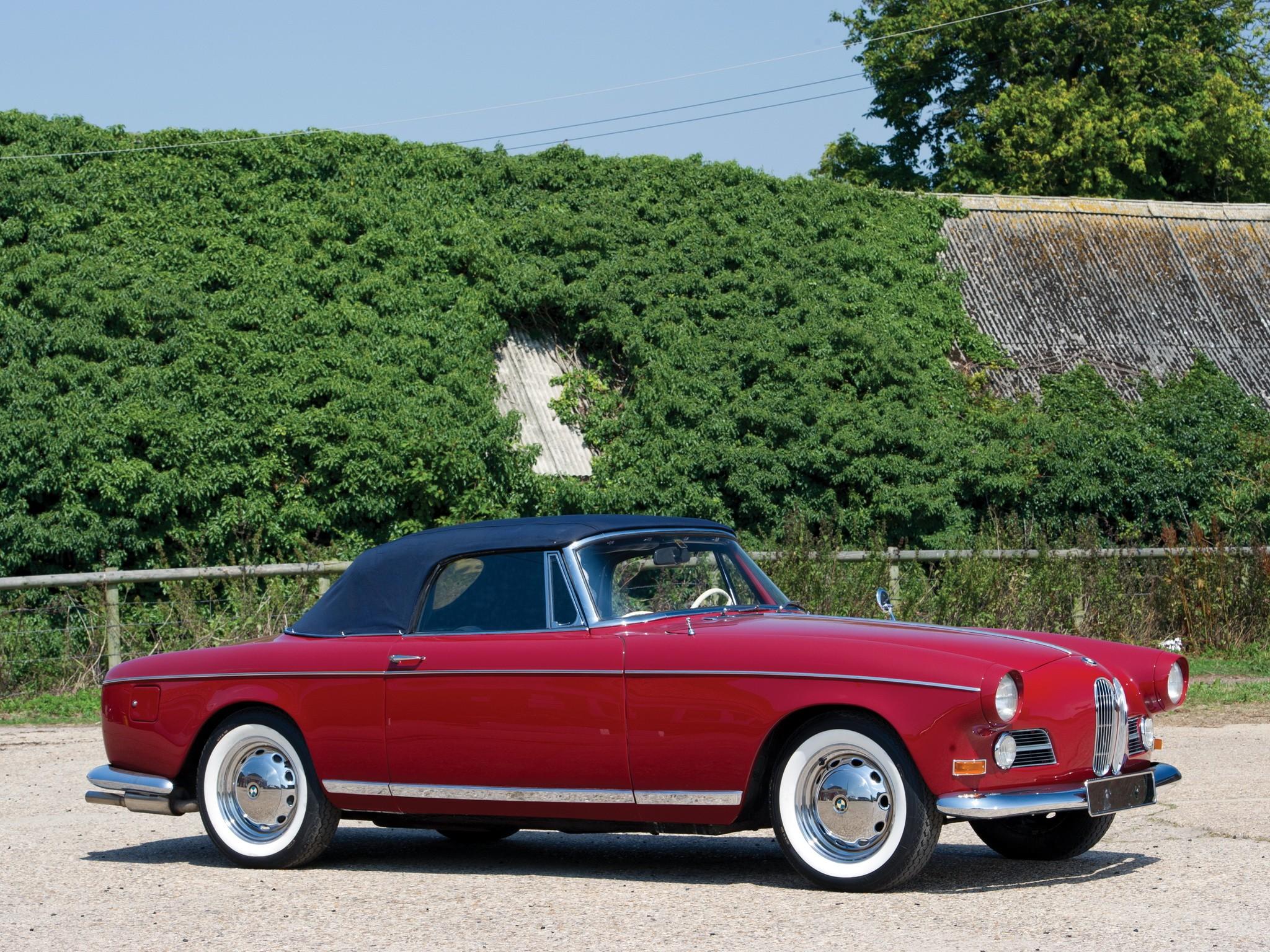 BMW 503 1956 - 1959 Cabriolet #3