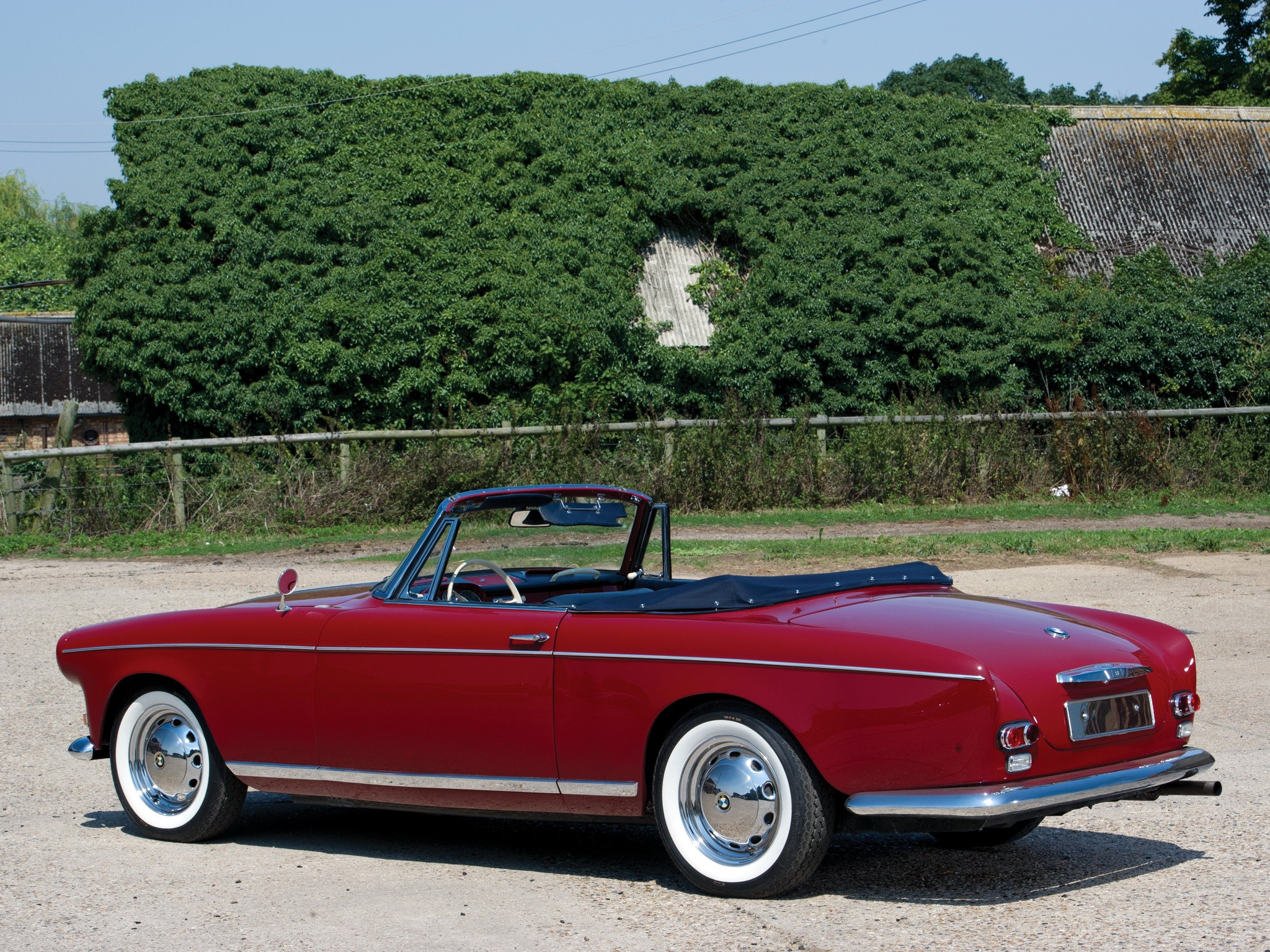 BMW 503 1956 - 1959 Coupe #3