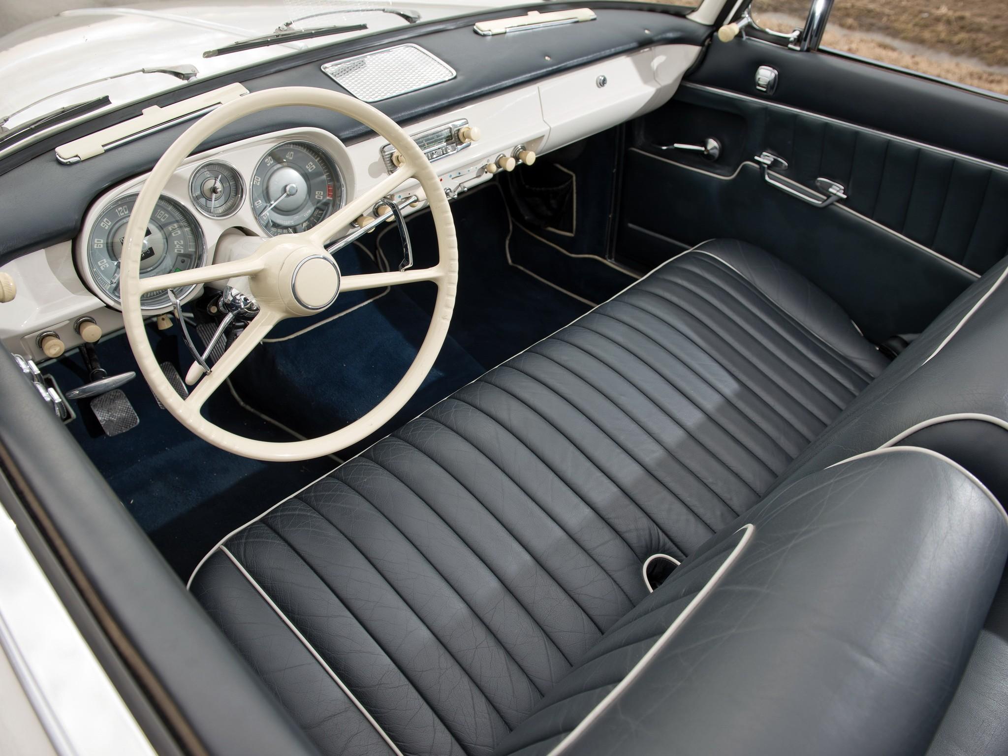 BMW 503 1956 - 1959 Cabriolet #7