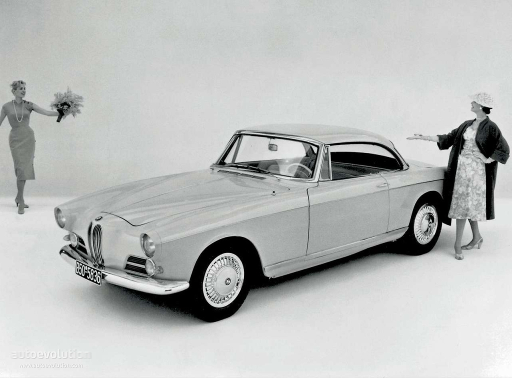 BMW 503 1956 - 1959 Coupe #6
