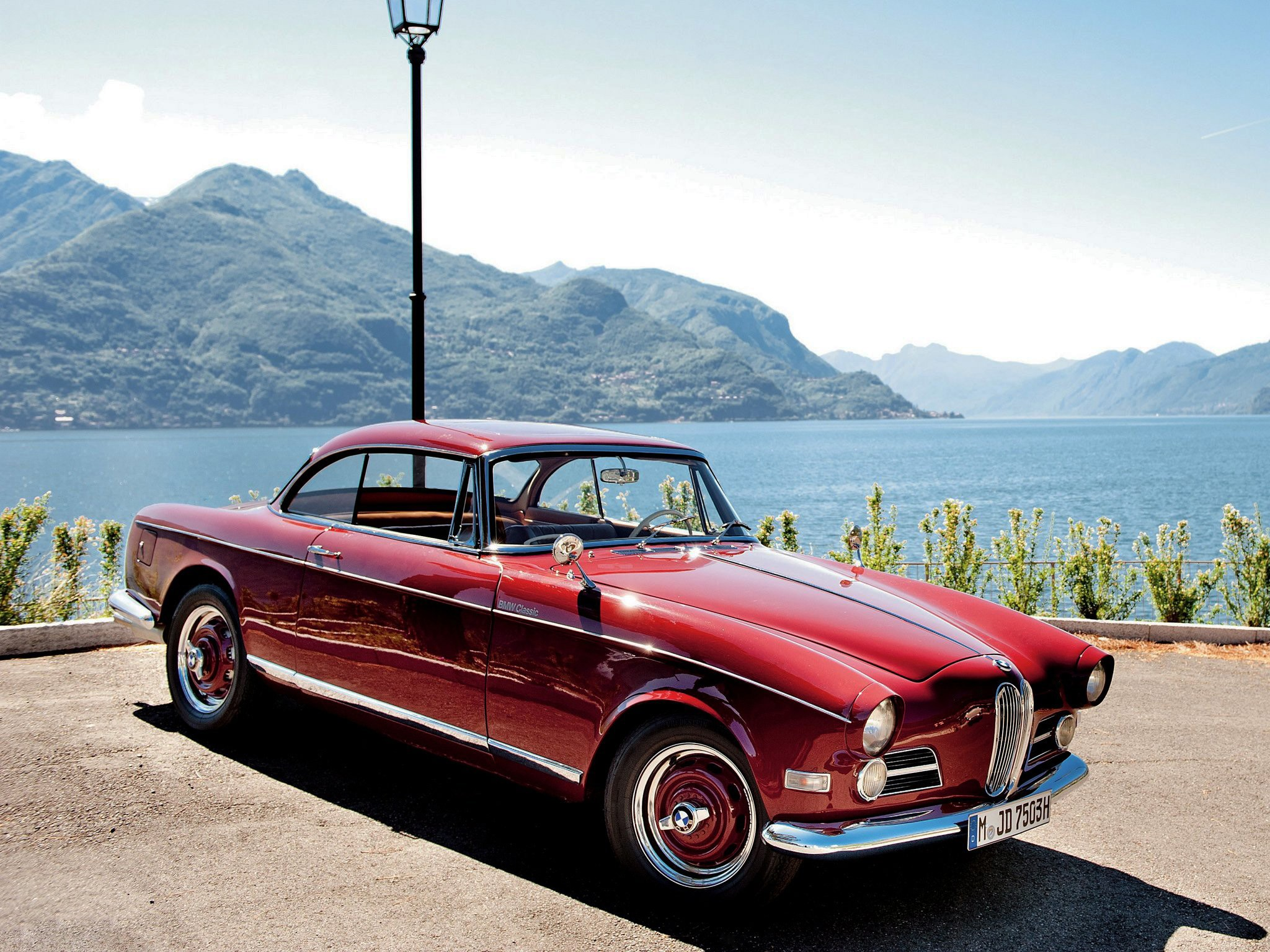 BMW 503 1956 - 1959 Coupe #2