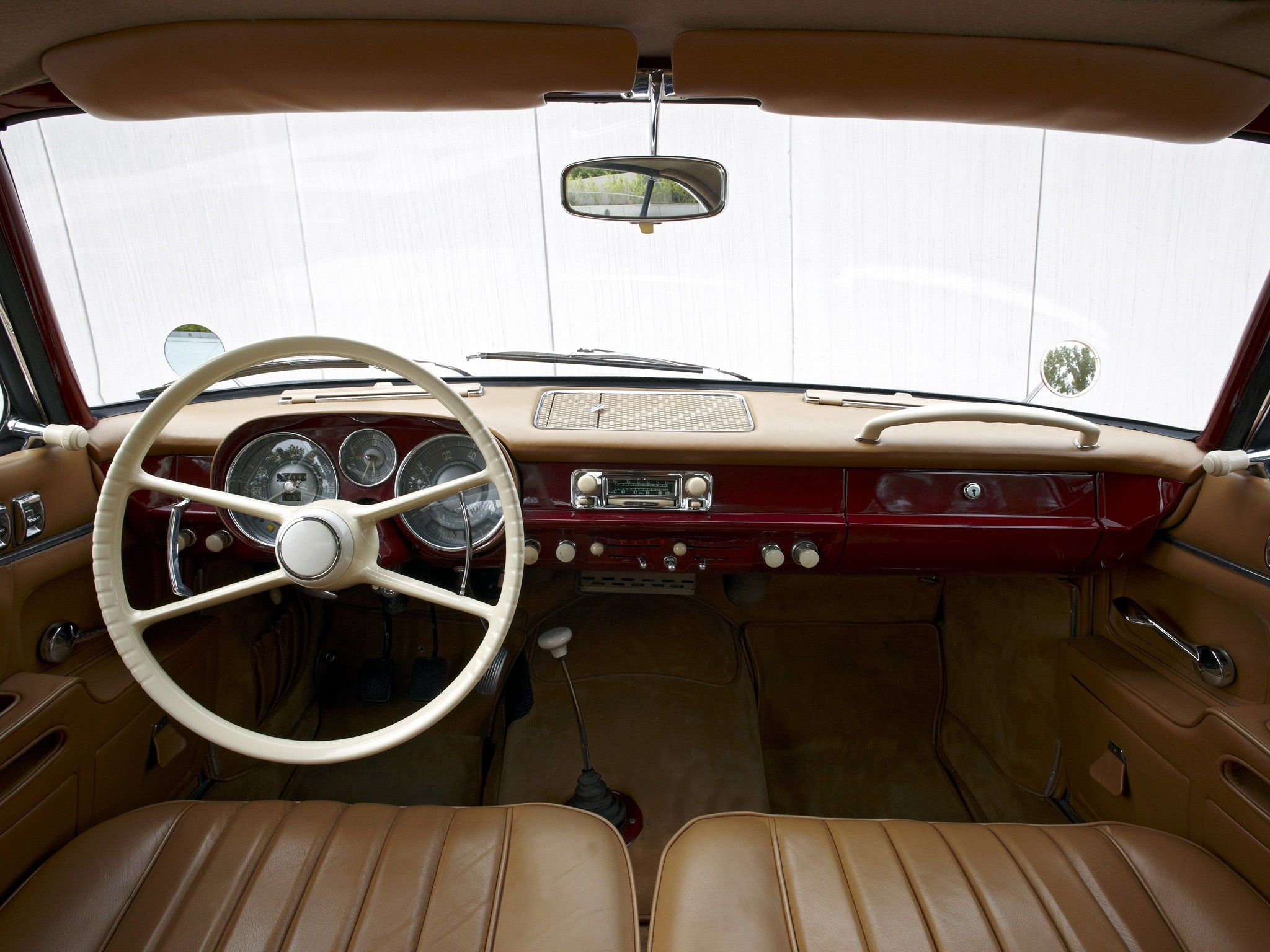 BMW 503 1956 - 1959 Coupe #7