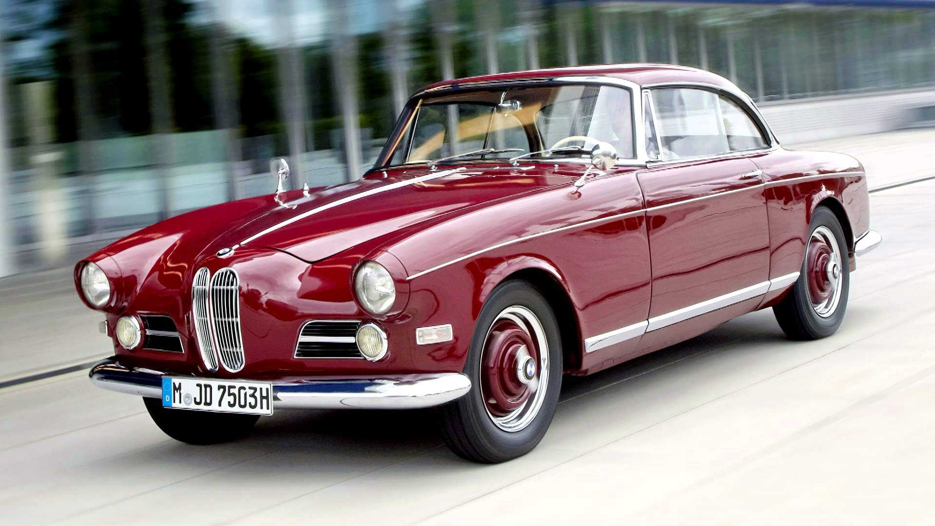 BMW 503 1956 - 1959 Coupe #8