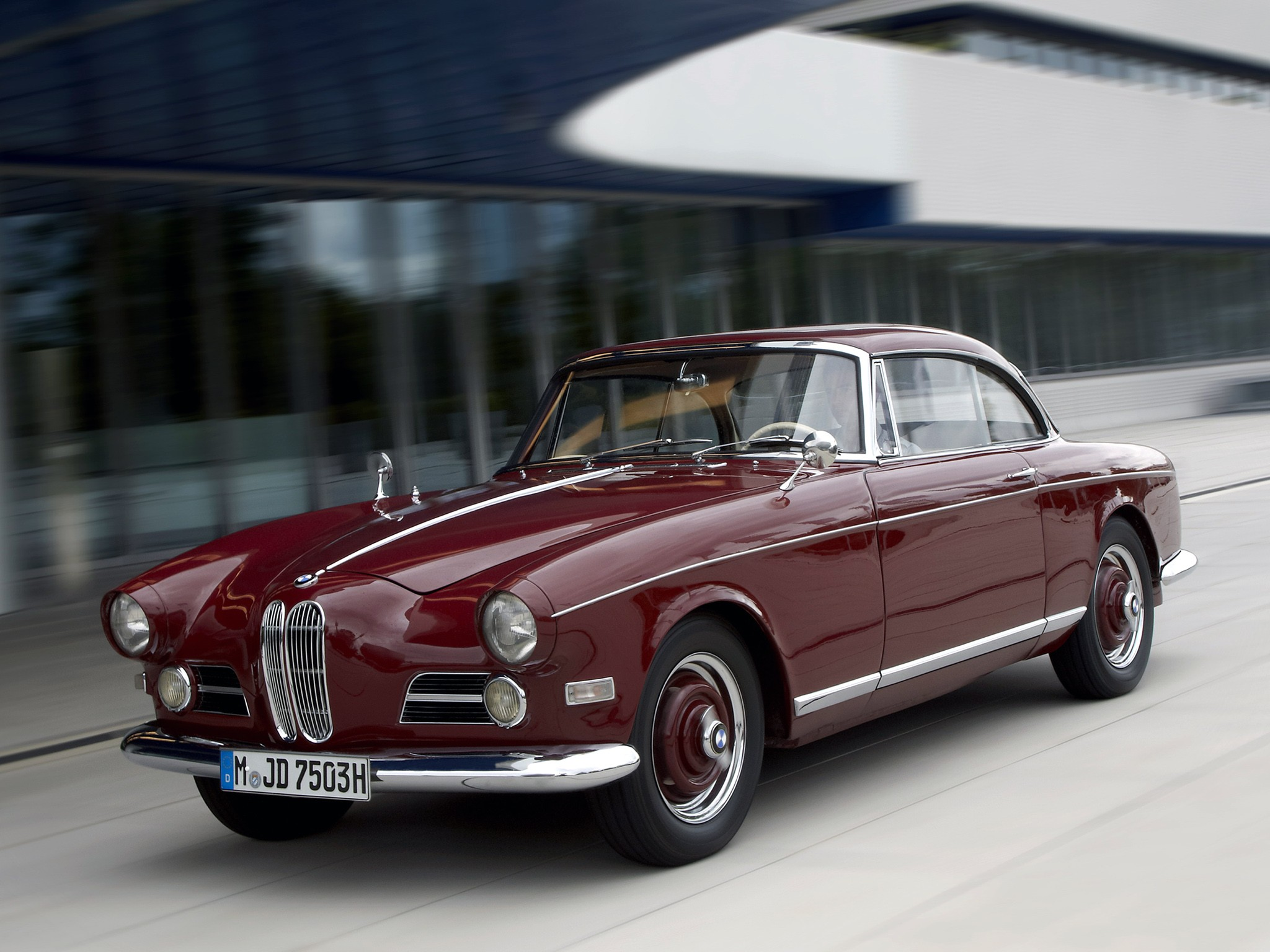 BMW 503 1956 - 1959 Coupe #4