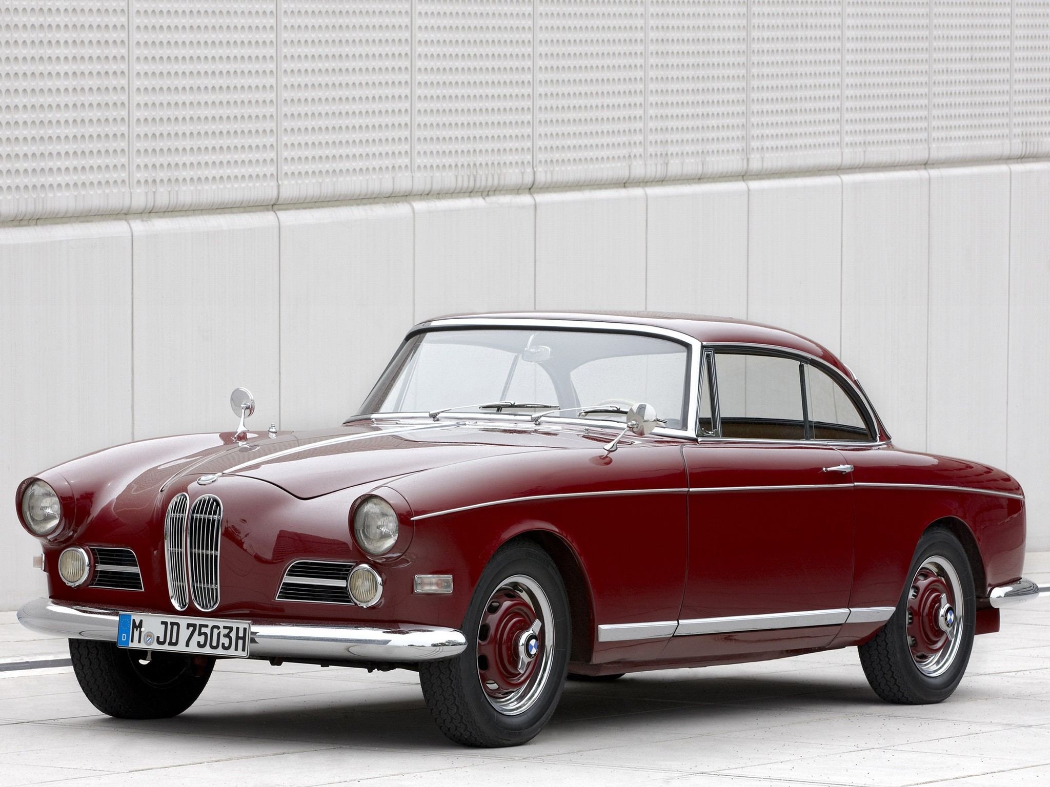 BMW 503 1956 - 1959 Coupe #5
