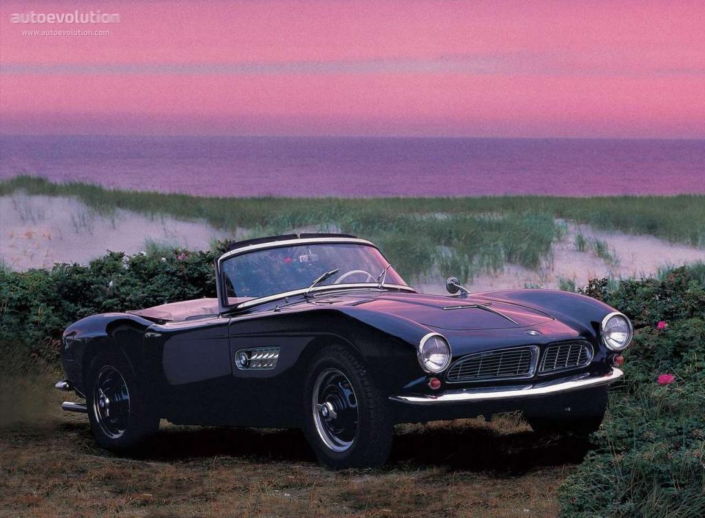 BMW 507 1956 - 1959 Cabriolet #4