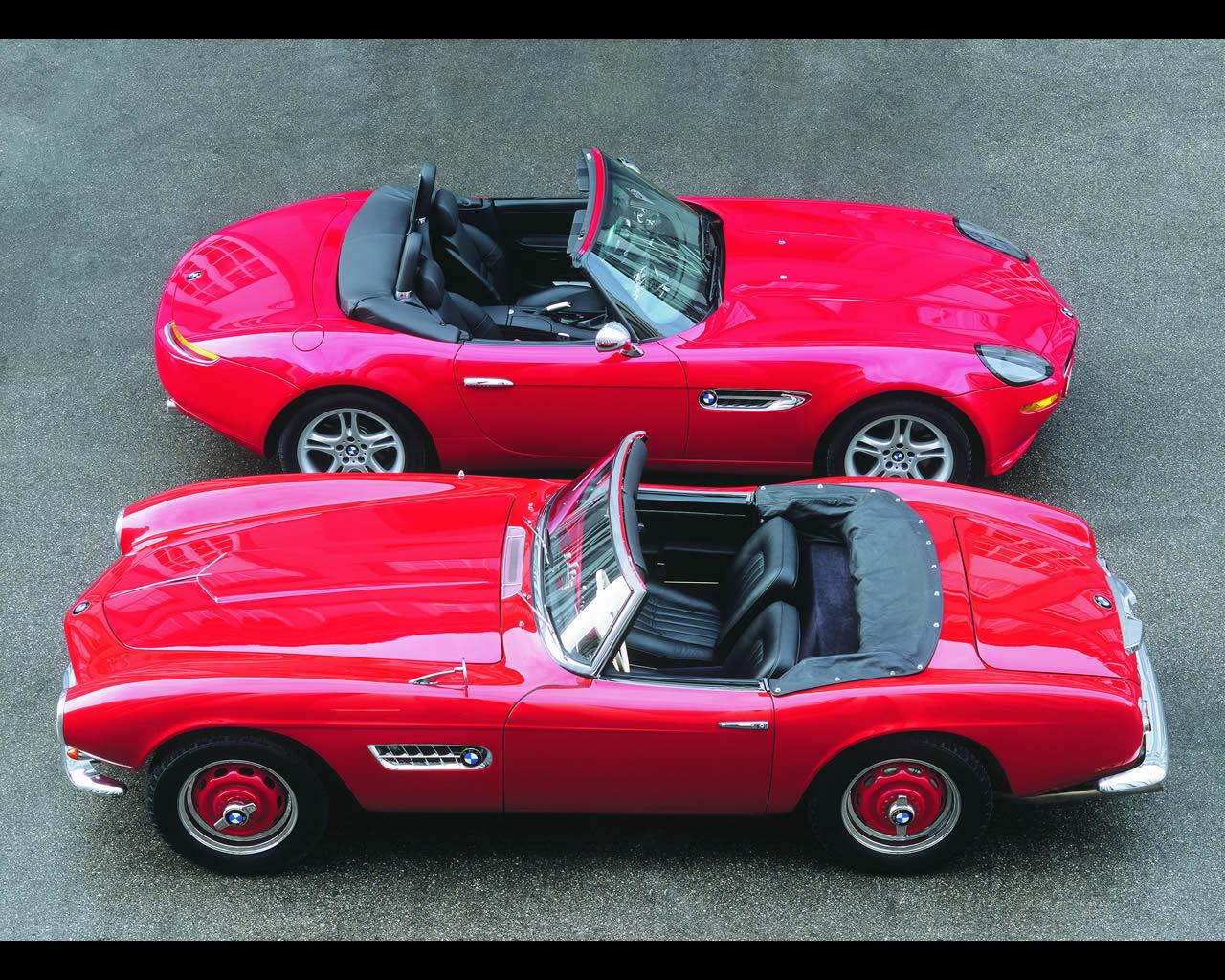 BMW 507 1956 - 1959 Cabriolet #3