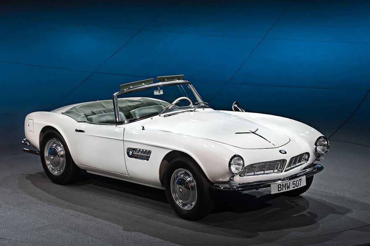 BMW 507 1956 - 1959 Cabriolet #8