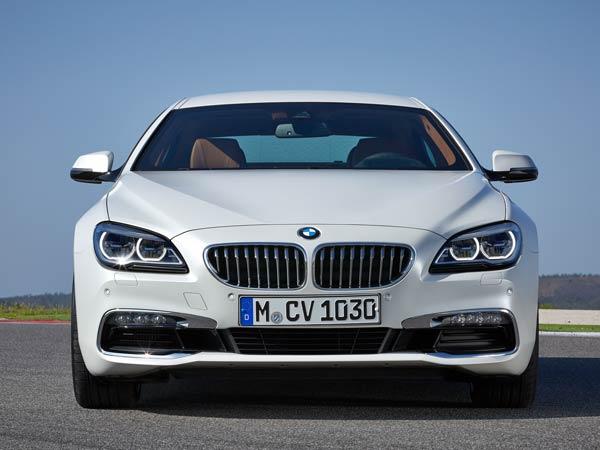 BMW 6 Series III (F06/F13/F12) Restyling 2015 - now Sedan #2