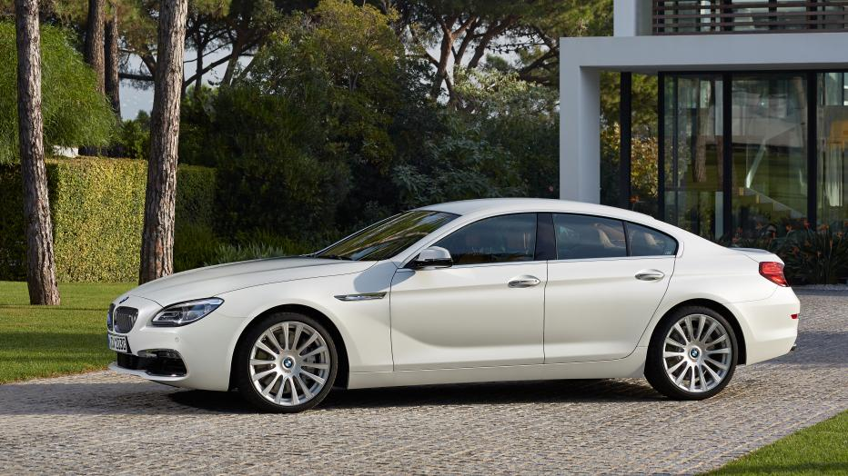 BMW 6 Series III (F06/F13/F12) Restyling 2015 - now Sedan #3
