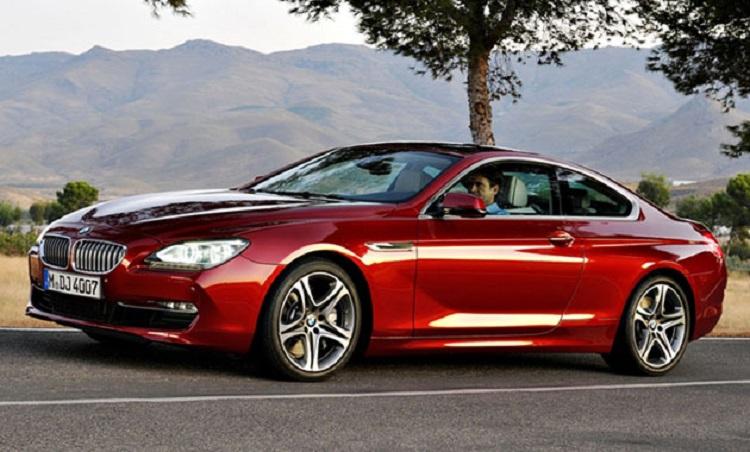 BMW 6 Series III (F06/F13/F12) Restyling 2015 - now Sedan #5