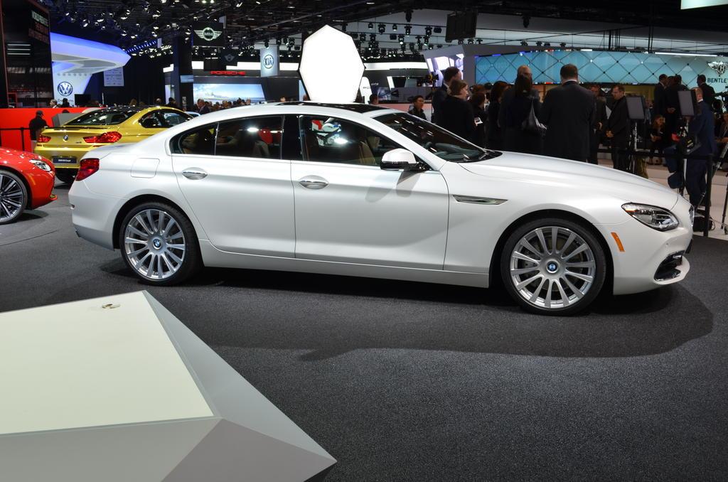 BMW 6 Series III (F06/F13/F12) Restyling 2015 - now Sedan #6
