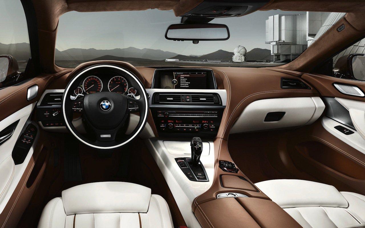 BMW 6 Series III (F06/F13/F12) Restyling 2015 - now Sedan #8