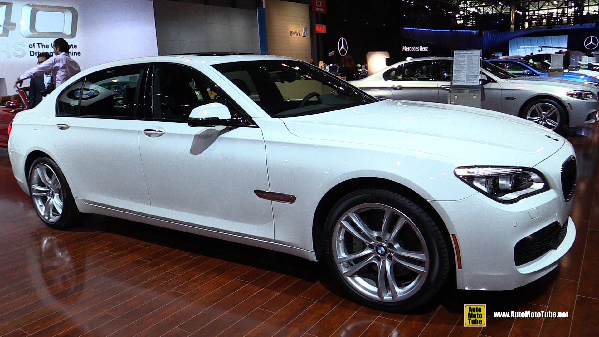 BMW 7 Series VI (G11/G12) 2015 - now Sedan #2