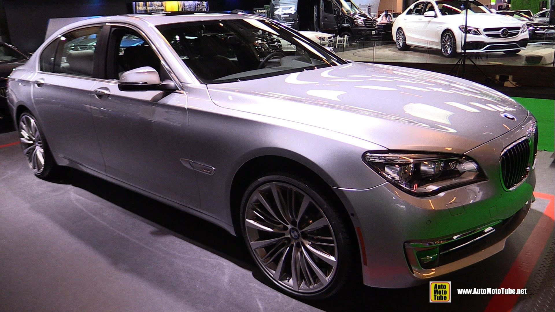 BMW 7 Series VI (G11/G12) 2015 - now Sedan #4