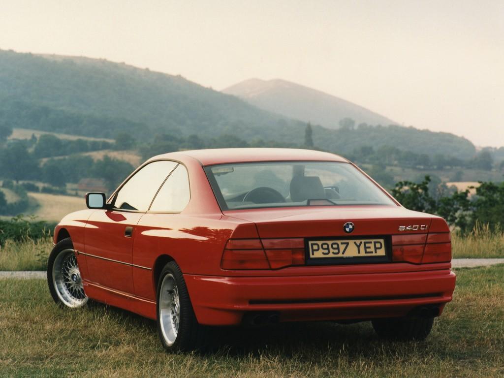 BMW 8 Series E31 1989 - 1999 Coupe-Hardtop #3