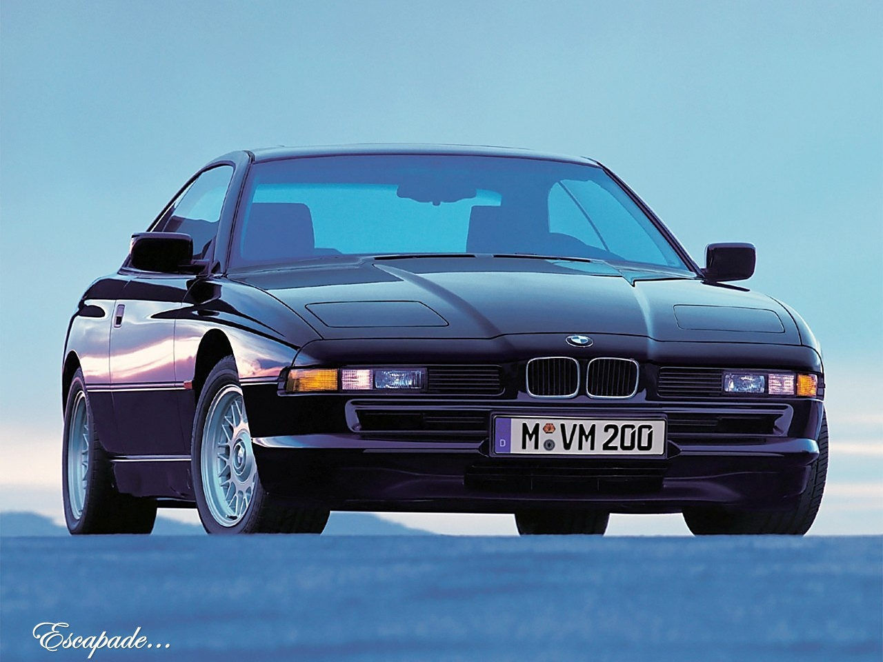 BMW 8 Series E31 1989 - 1999 Coupe-Hardtop #5