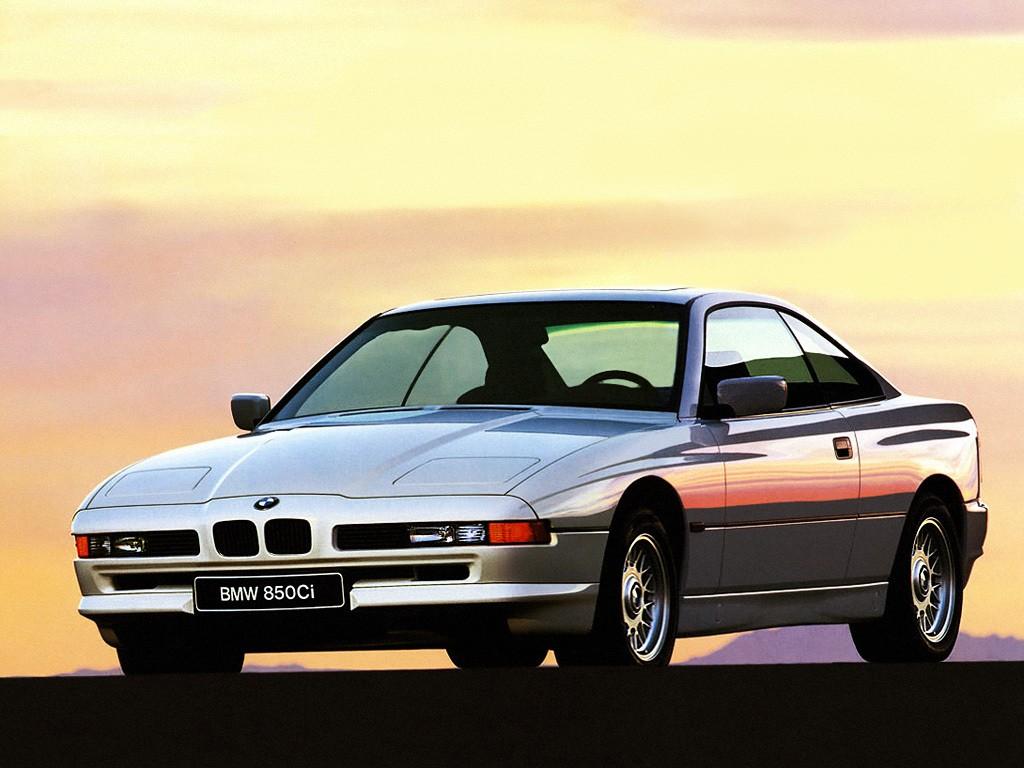 BMW 8 Series E31 1989 - 1999 Coupe-Hardtop #4