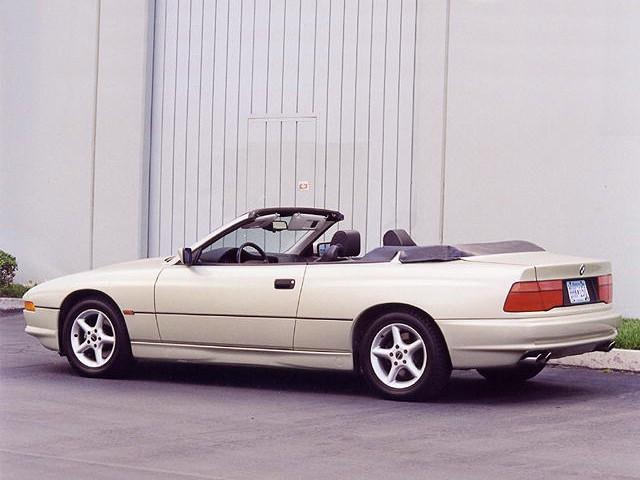 BMW 8 Series E31 1989 - 1999 Coupe-Hardtop #2