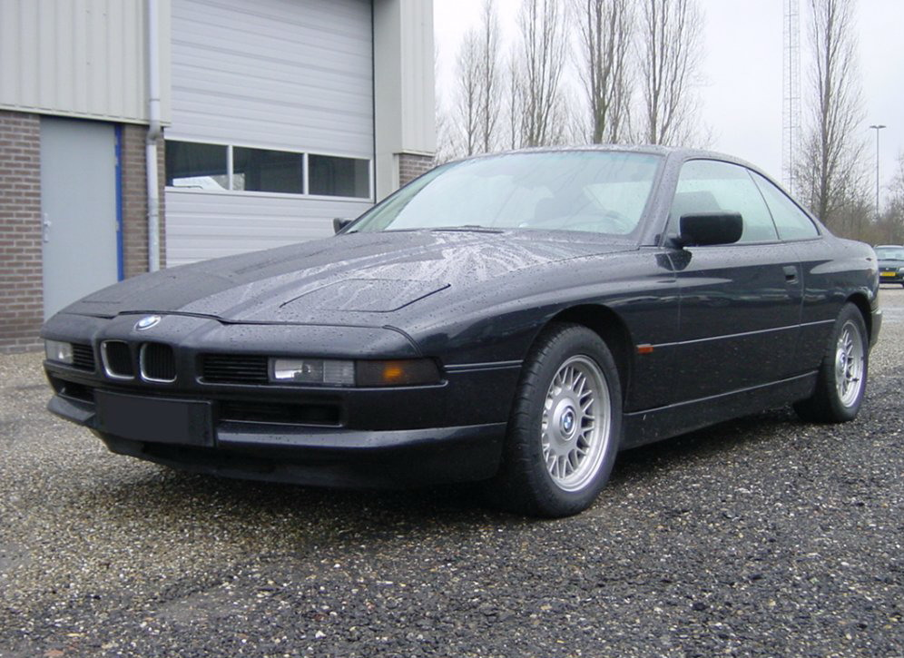 BMW 8 Series E31 1989 - 1999 Coupe-Hardtop #7