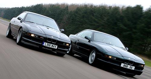 BMW 8 Series E31 1989 - 1999 Coupe-Hardtop #1