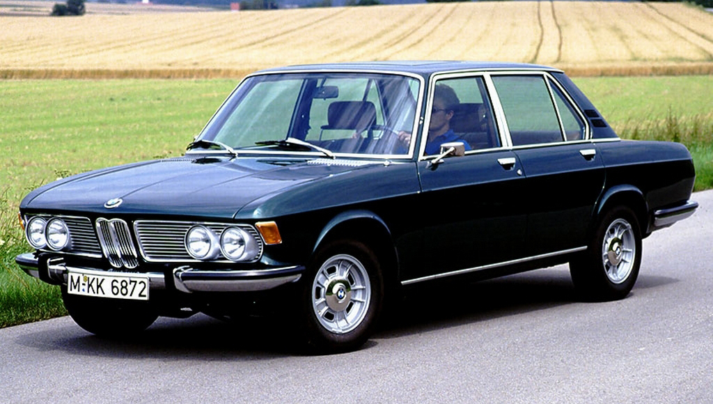 BMW E3 1968 - 1977 Sedan #3