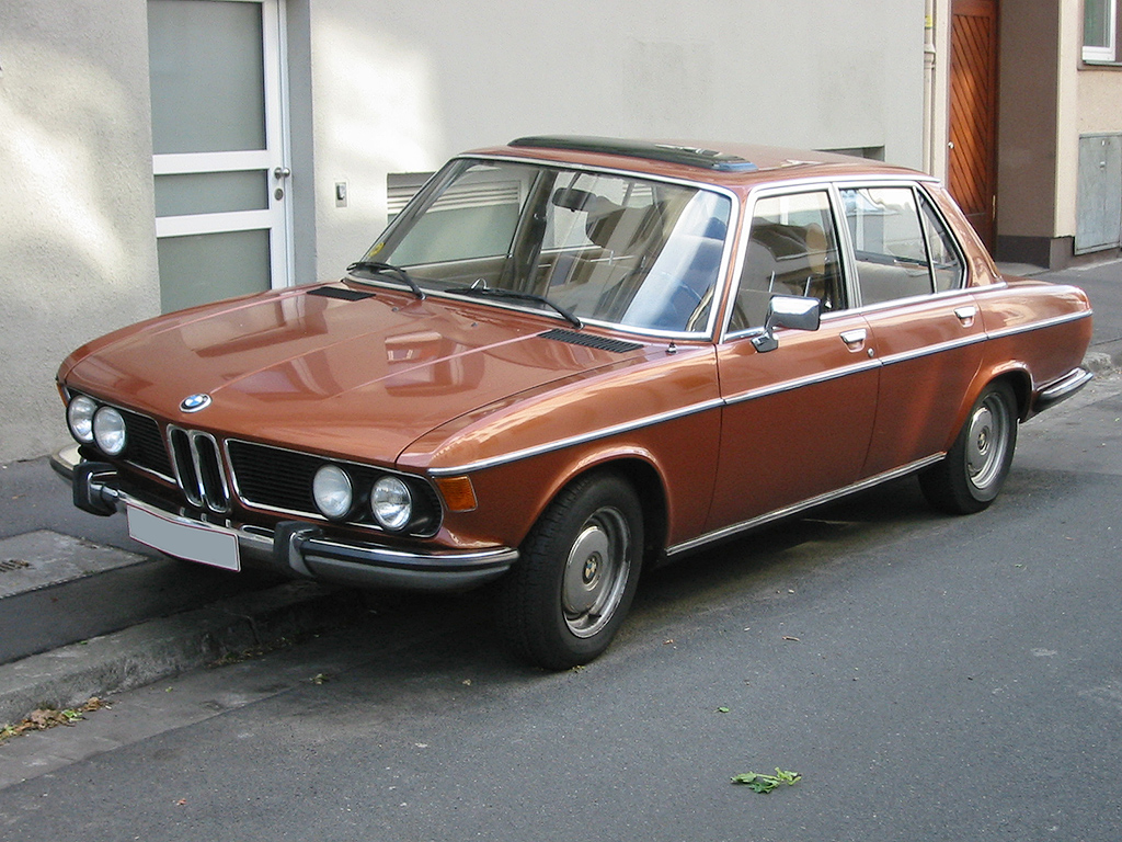 BMW E3 1968 - 1977 Sedan #8