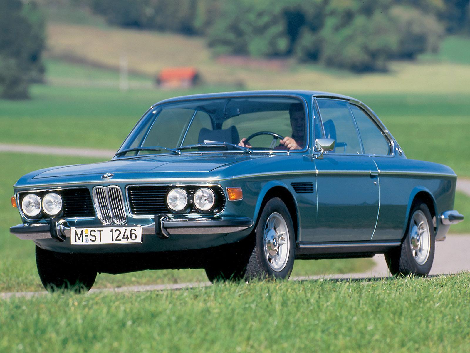 BMW E9 1968 - 1975 Coupe #1