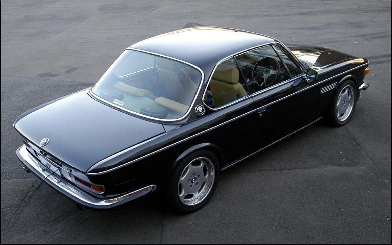 BMW E9 1968 - 1975 Coupe #7