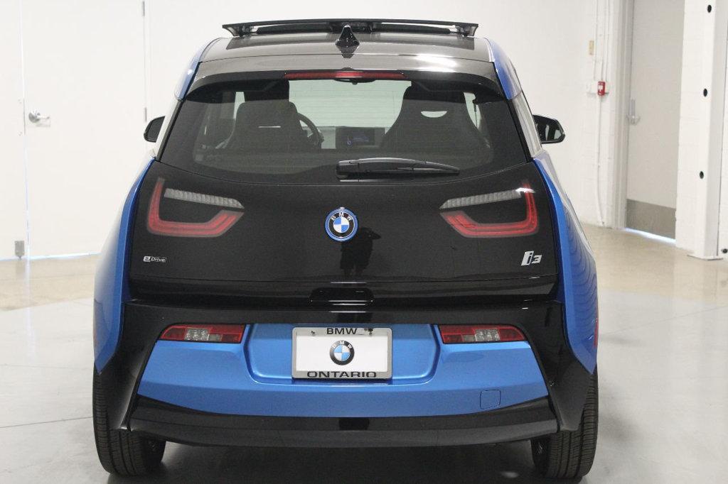 BMW i3 I (I01) Restyling 2017 - now Hatchback 5 door #6