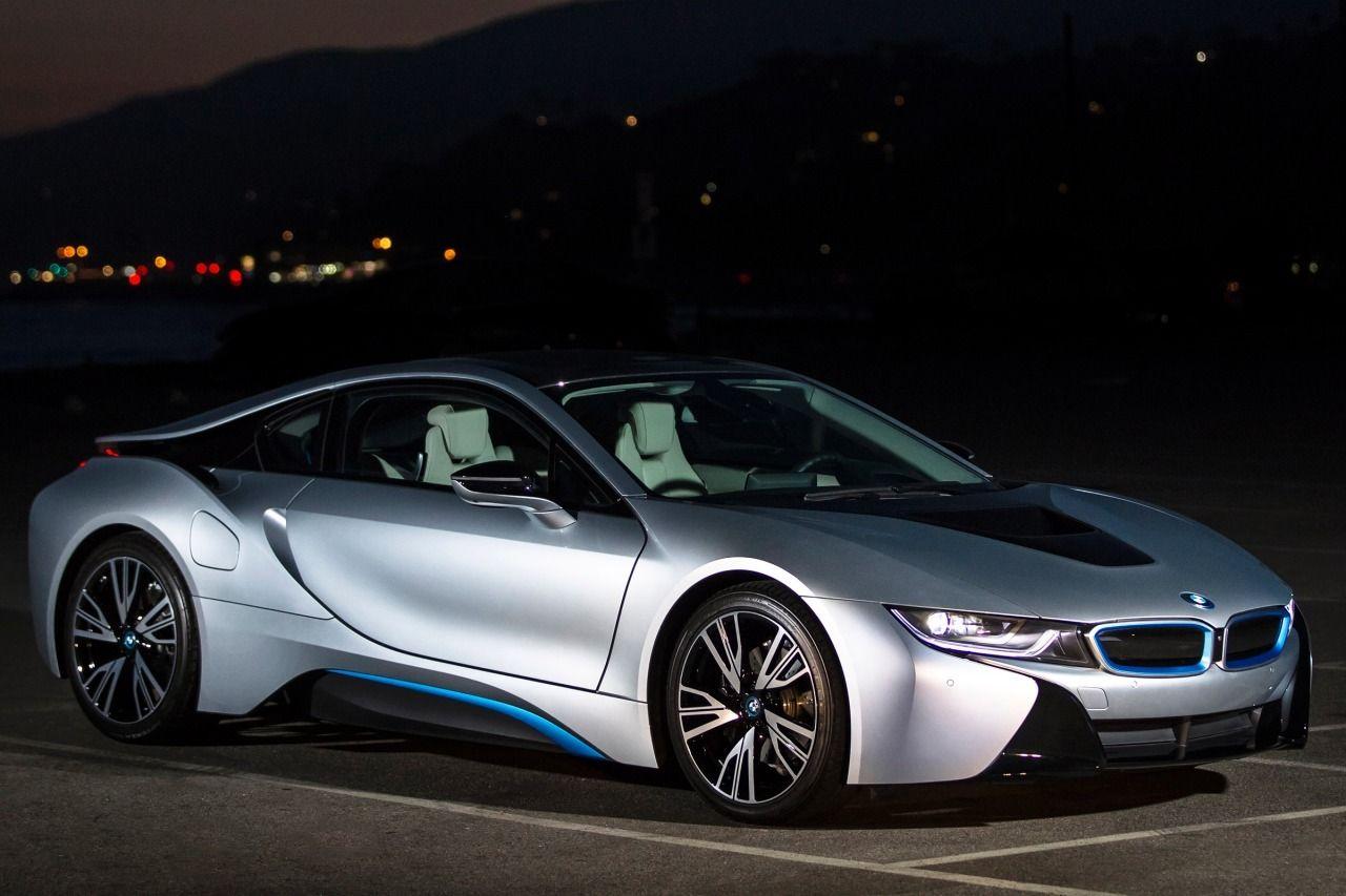 BMW i8 I 2014 - now Coupe #6