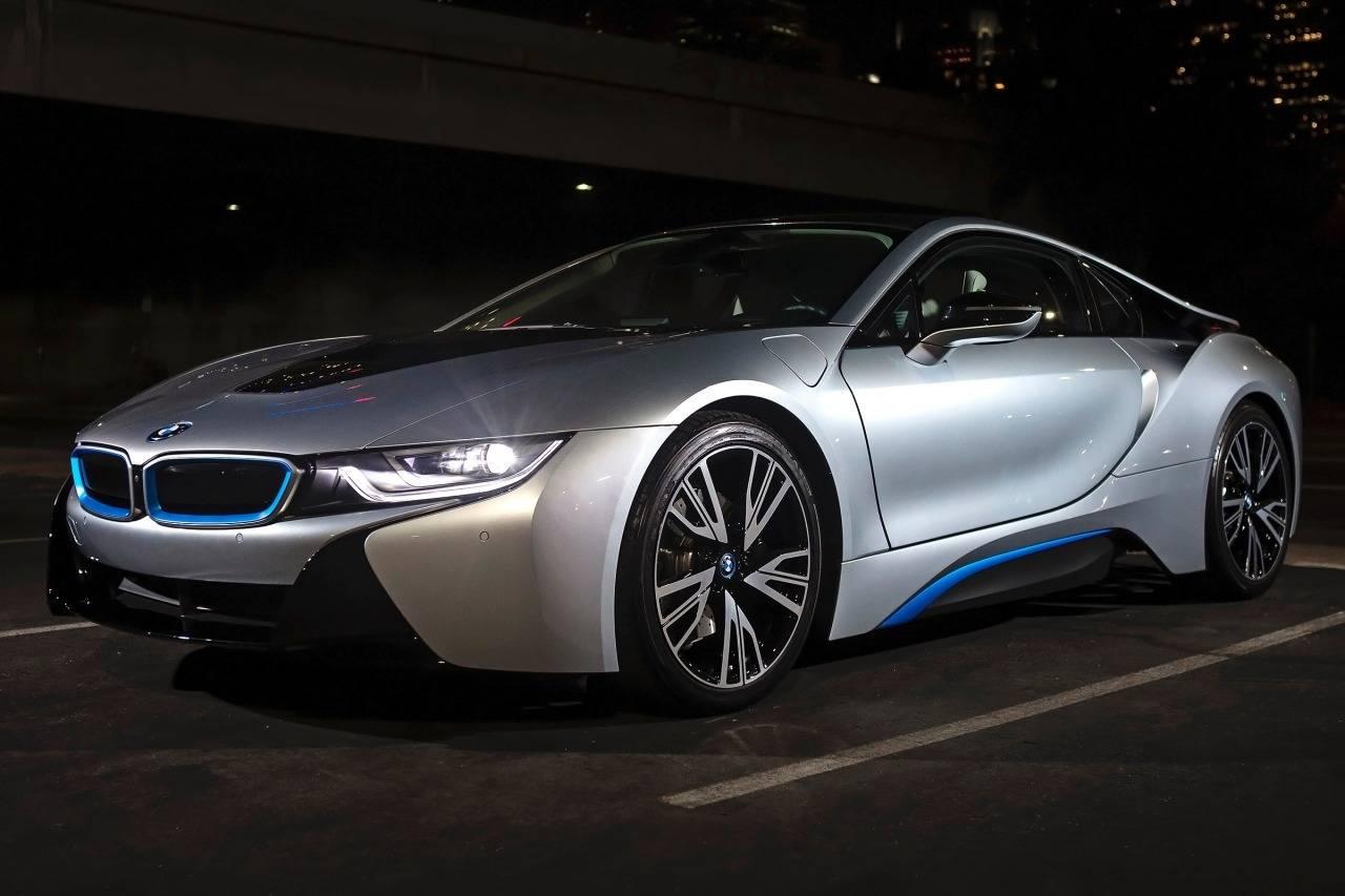 BMW i8 I 2014 - now Coupe #5