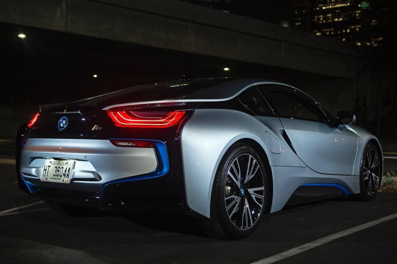 BMW i8 I 2014 - now Coupe #2