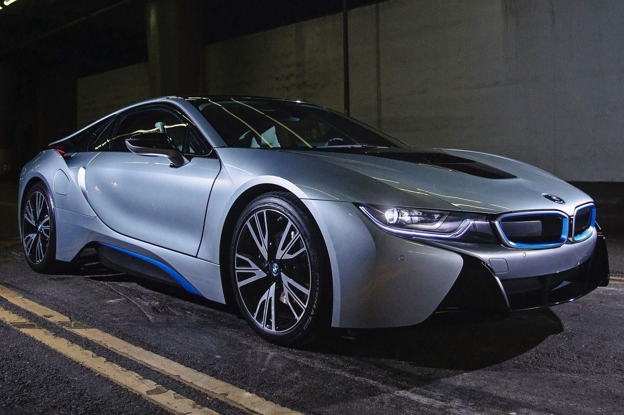 BMW i8 I 2014 - now Coupe #7