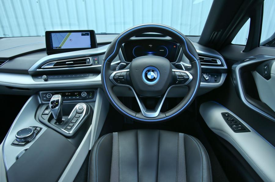 BMW i8 I 2014 - now Coupe #1