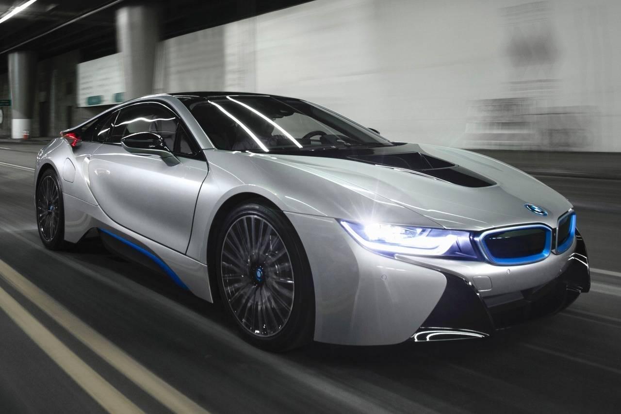 BMW i8 I 2014 - now Coupe #8