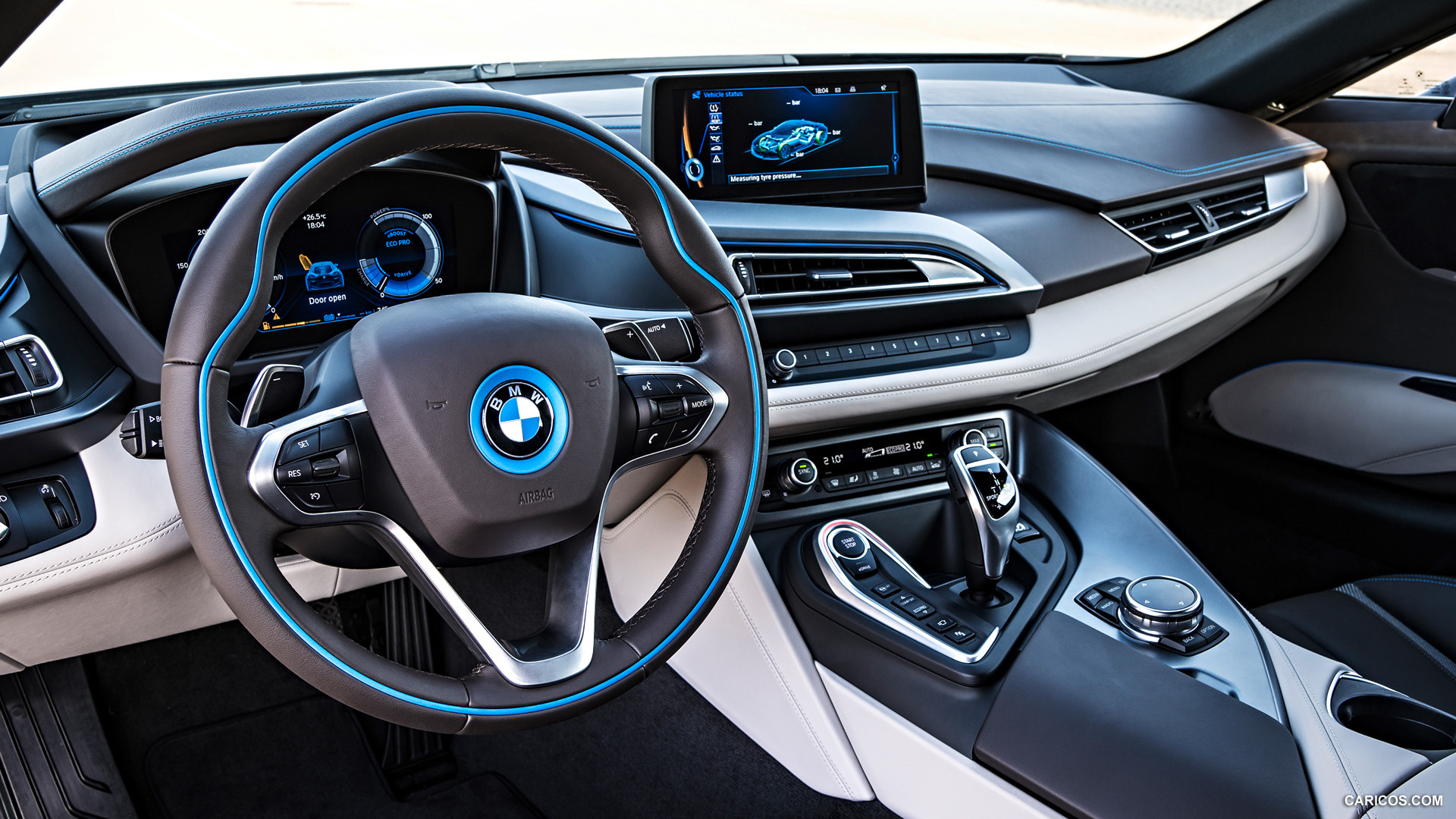 BMW i8 I 2014 - now Coupe #4