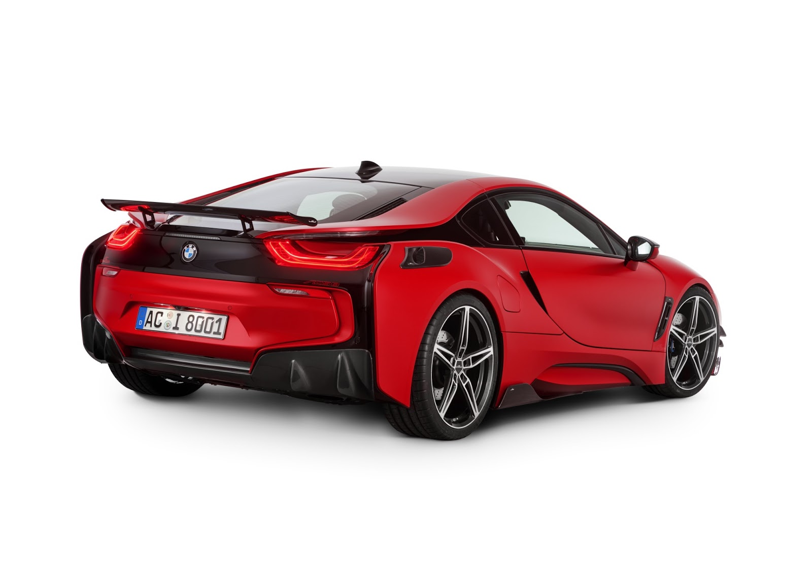 BMW i8 I Restyling 2017 - now Coupe #6