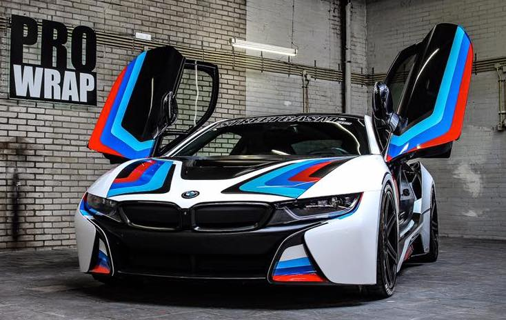 BMW i8 I Restyling 2017 - now Coupe #7