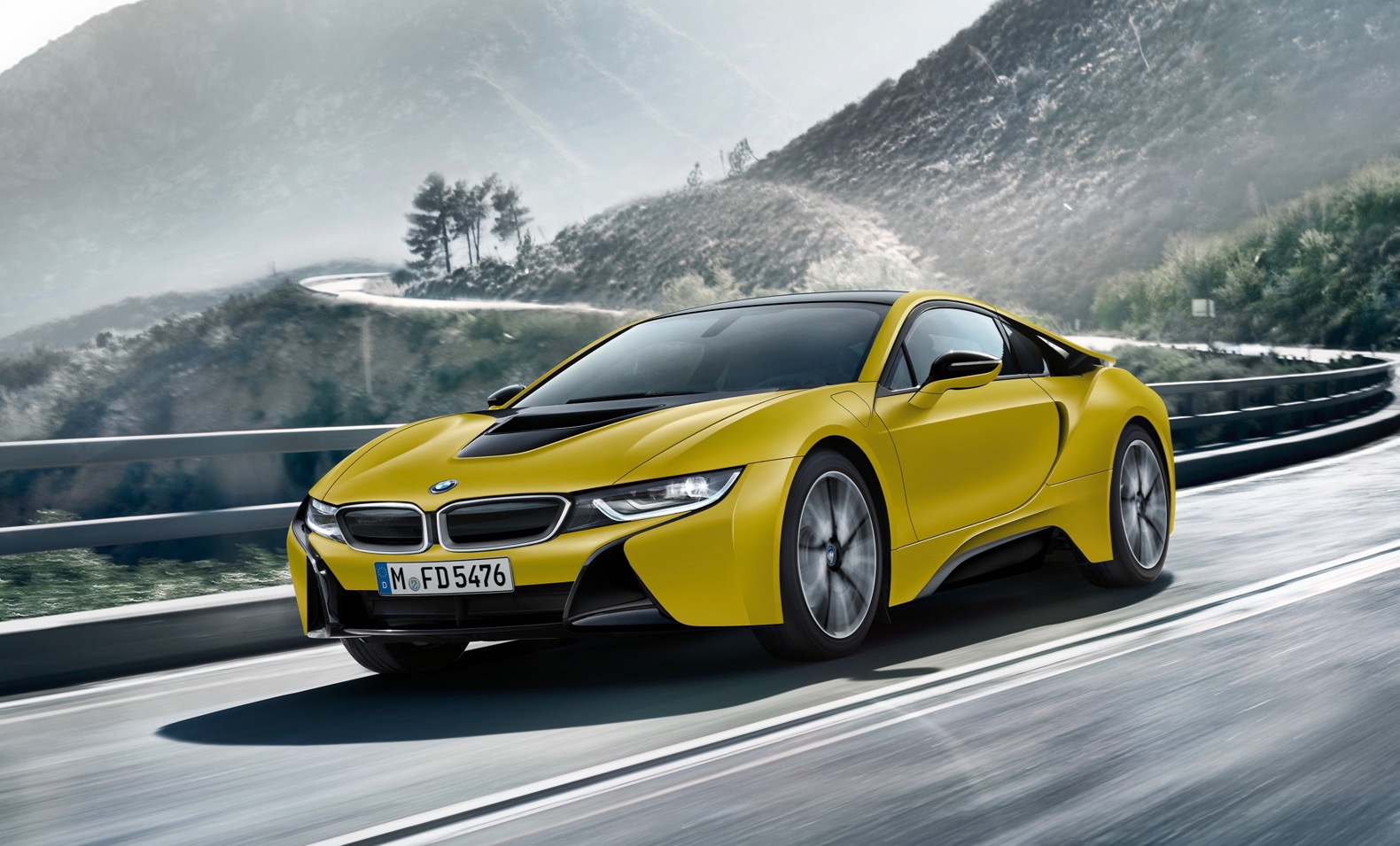 BMW i8 I Restyling 2017 - now Coupe #3