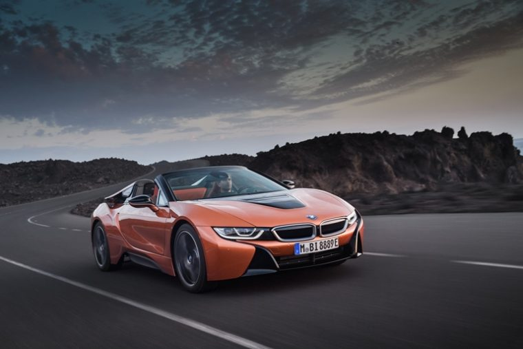 BMW i8 I Restyling 2017 - now Coupe #8
