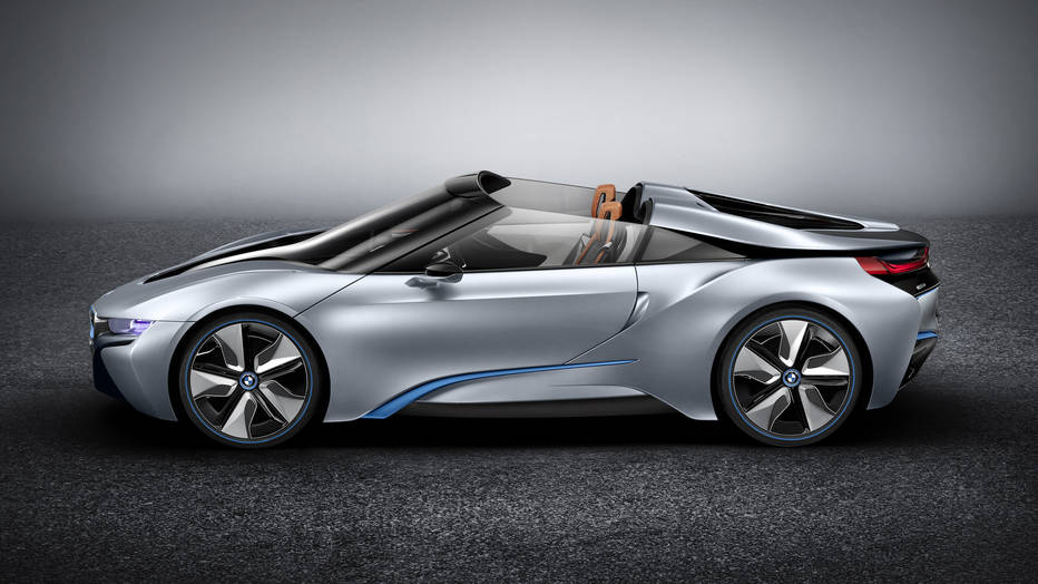 BMW i8 I Restyling 2017 - now Coupe #5